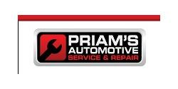Priam's Automotive Service & Repair, Inc. Logo