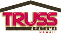 Truss Systems Hawaii Logo