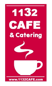 1132 Cafe & Catering logo