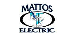 Mattos Electric Logo