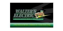 Walter's Electric, Inc. logo
