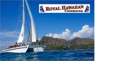 Royal Hawaiian Catamaran Logo