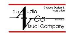 The Audio Visual Company logo
