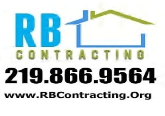 RB Contracting Logo