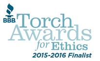 Torch Award Finalist 15-16