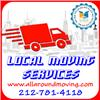 Local Moving Services from All Around Moving Services Company Inc