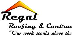Regal Roofing Business Logo