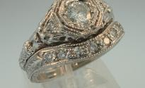 Photo: antique replica dia ring.jpg
