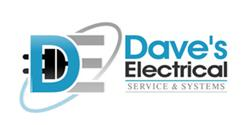 Dave's Electrical Service & Systems logo
