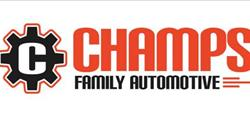 Champs Family Automotive Logo