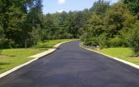 R. Williams Paving road