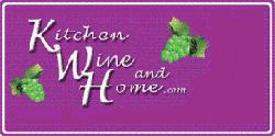 Kitchen Wine and Home logo