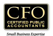 CFO logo with tag line