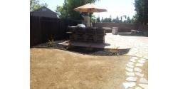 Photo: jacks back yard completed 1.jpg
