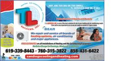 tl logo and ad