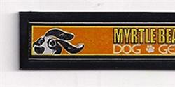 Custom Dog Collar Label