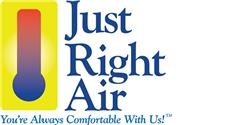 Just Right Air Logo