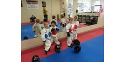 Photo: 3-5 year old class Golden, Mathias, Henry & Davis.jpg