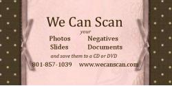 Photo: WeCanScan-Ad.jpg