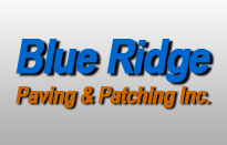 Blue Ridge Paving & Patching, Inc.