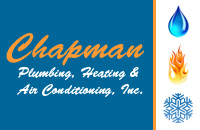 Chapman Plumbing, Heating & Air Conditioning, Inc.