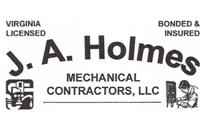 J. A. Holmes Mechanical Contractor, LLC