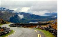 Healy Pass in southern Ireland