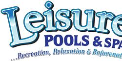 Leisure Pools and Spas Logo