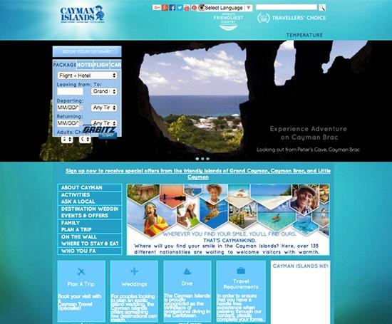 Cayman Islands Department of Tourism