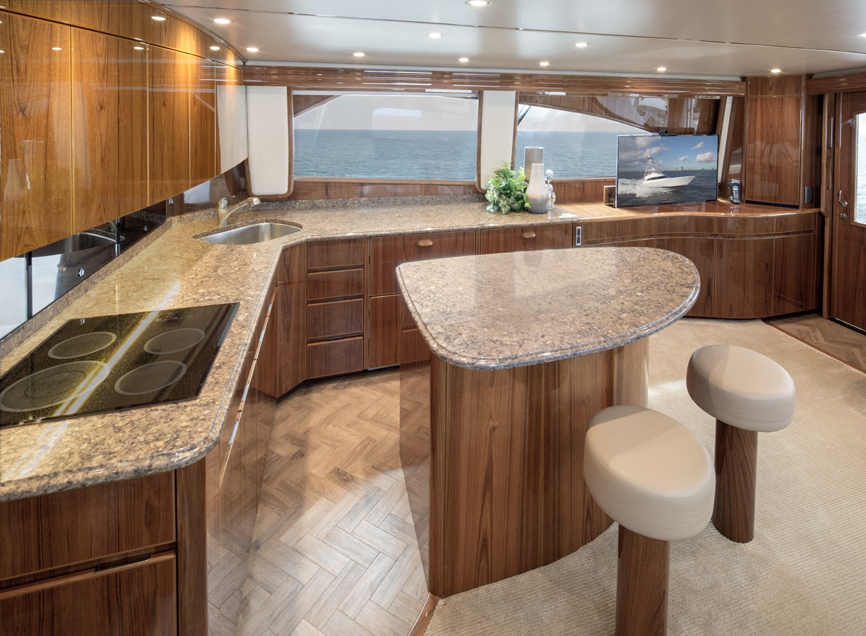 Viking 62 galley - 62 VIKING For Sale