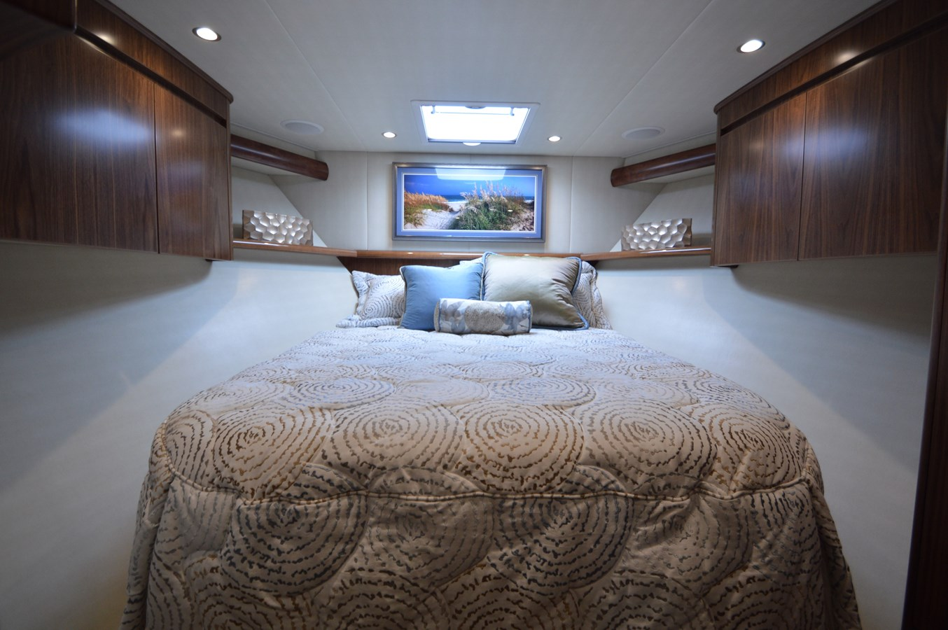 Fwd Stateroom - 62 VIKING For Sale