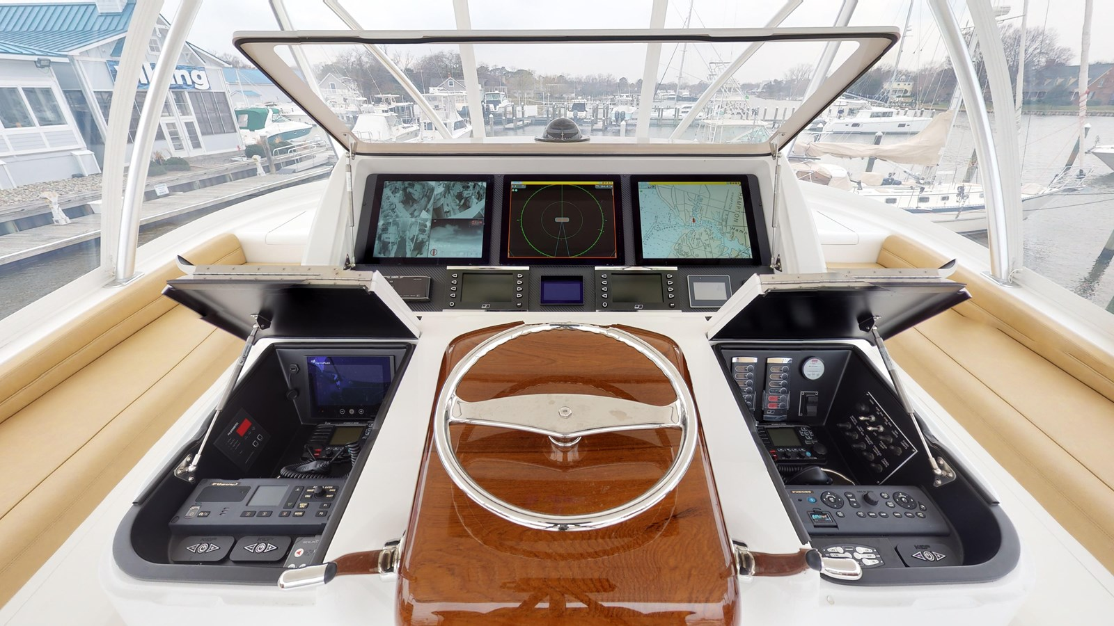Helm Electronics - 62 VIKING For Sale