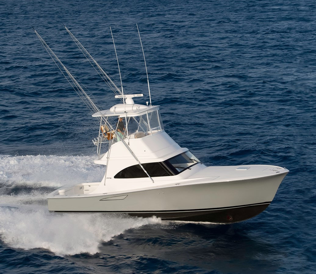 Viking 37 Billfish Running - 37 VIKING For Sale