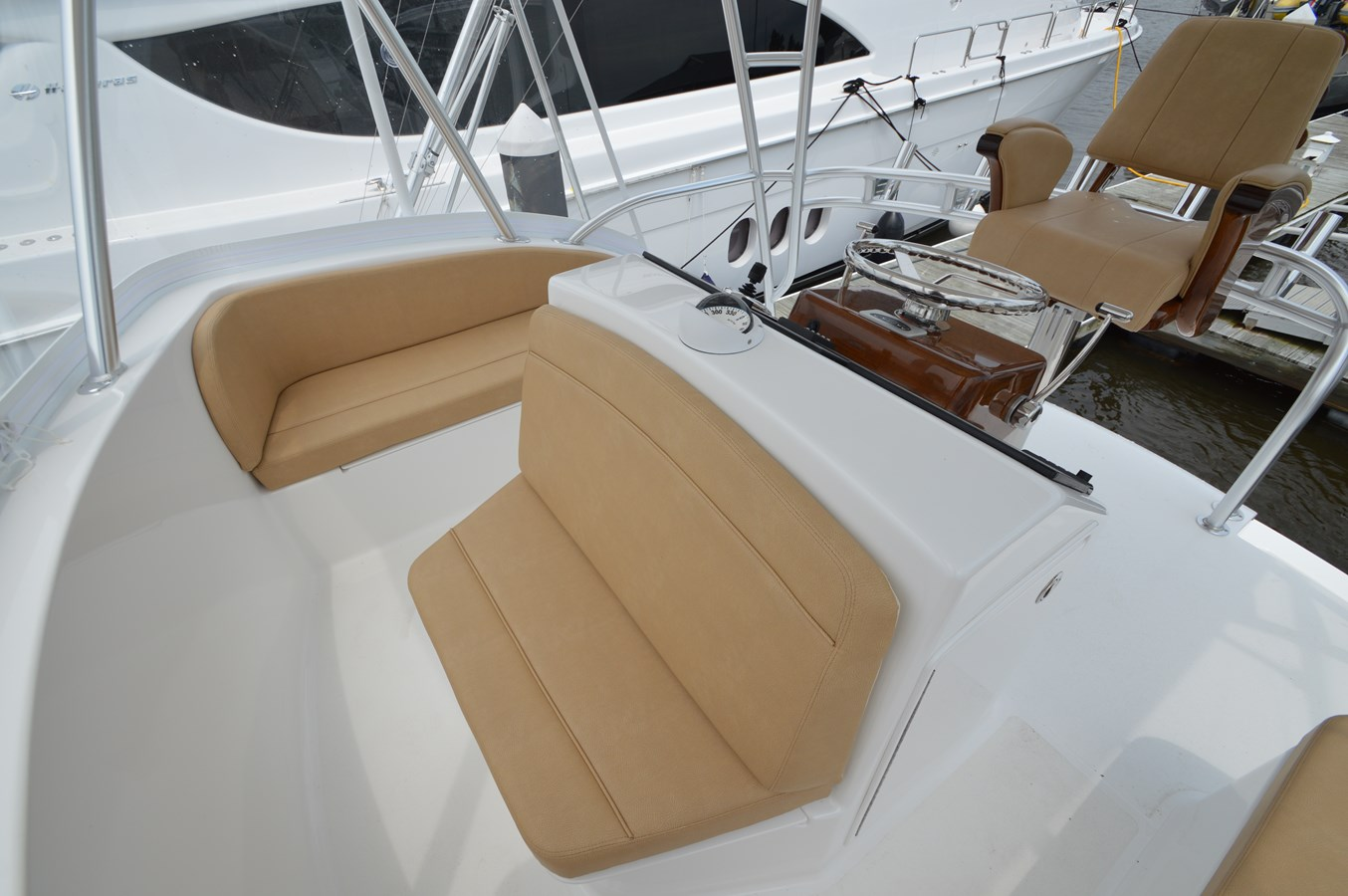 Bridge Seating - 37 VIKING For Sale