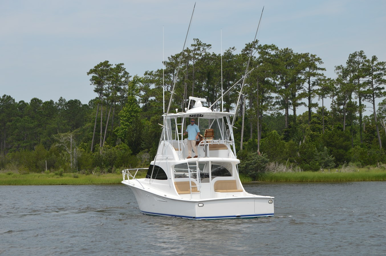 Profile - 37 VIKING For Sale