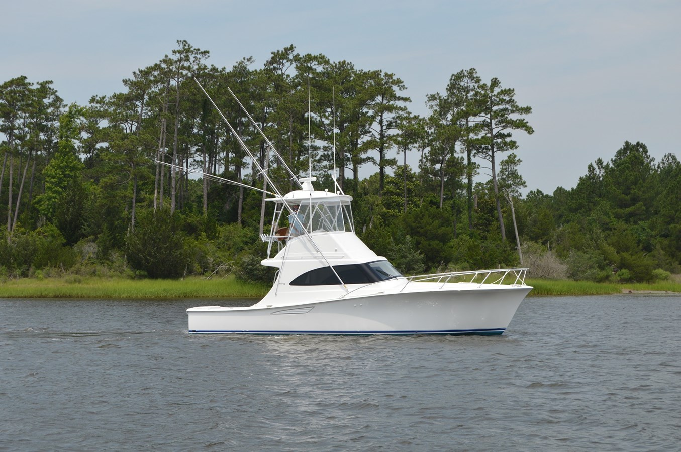37 Viking Billfish In Stock - 37 VIKING For Sale