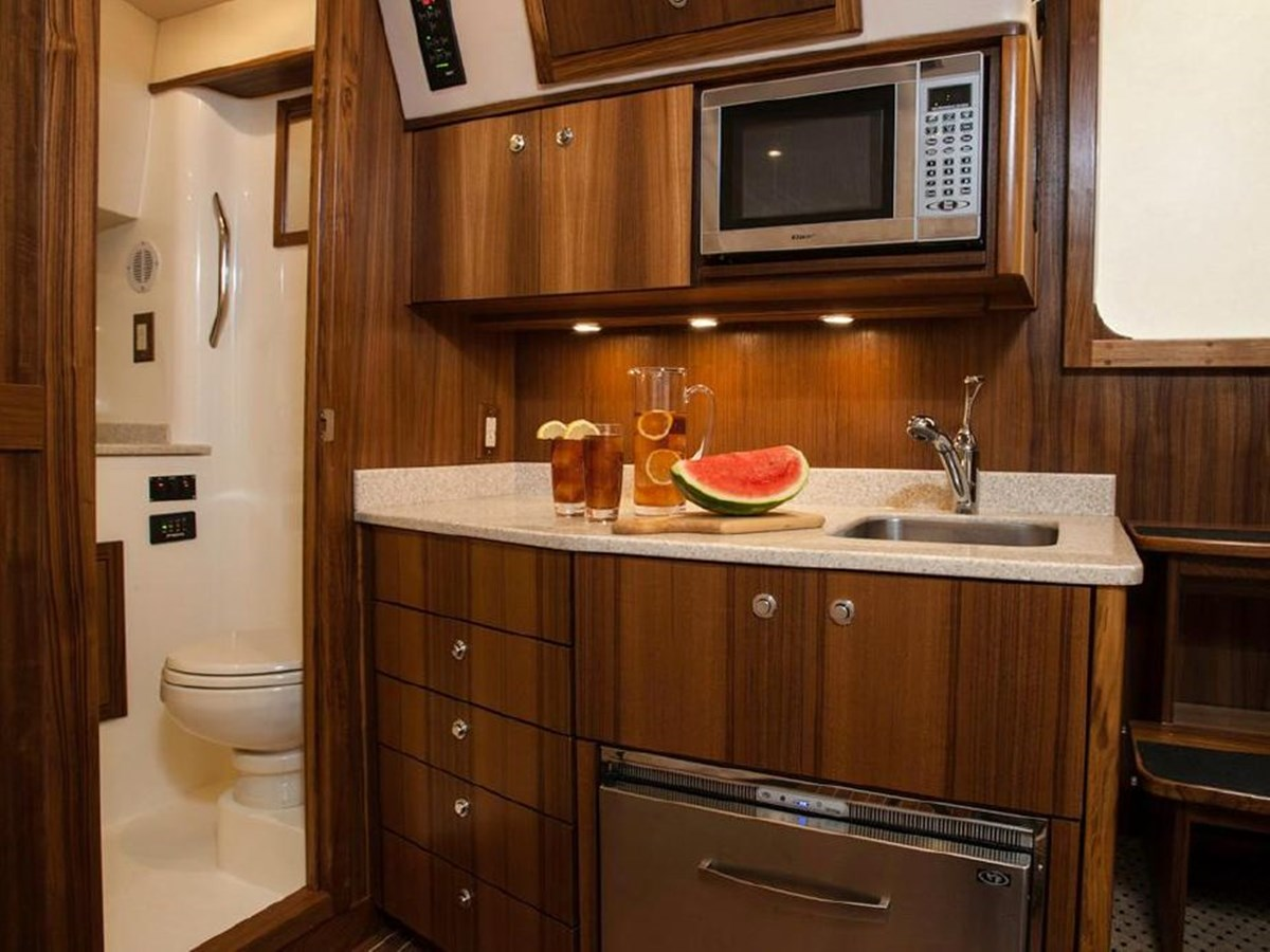 Galley - 36 ALBEMARLE For Sale