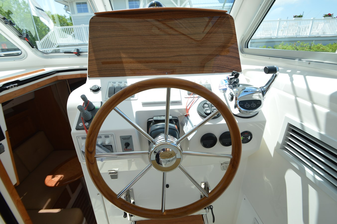 Helm - 34 BACK COVE For Sale