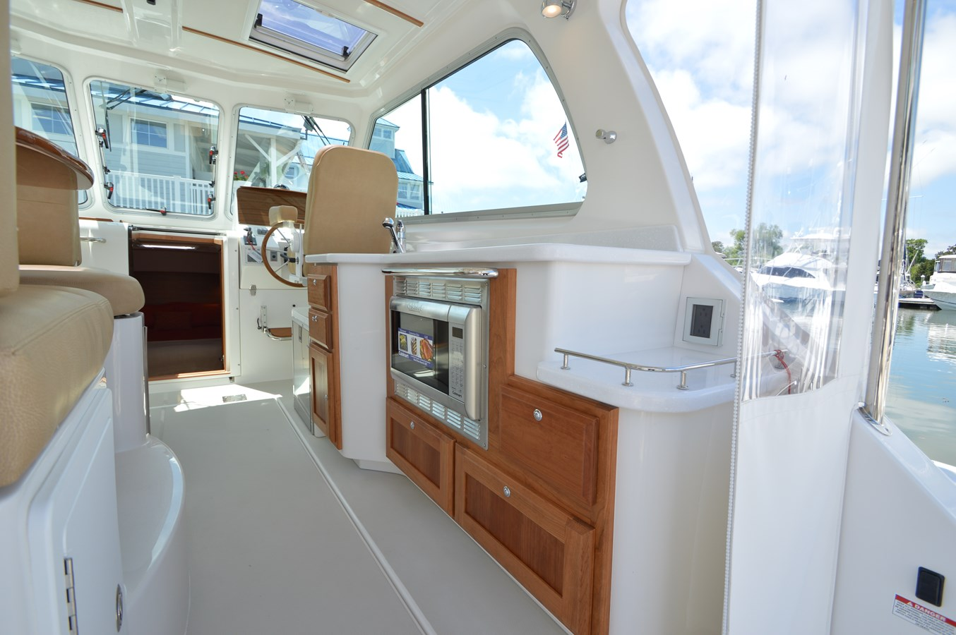 Galley - 34 BACK COVE For Sale