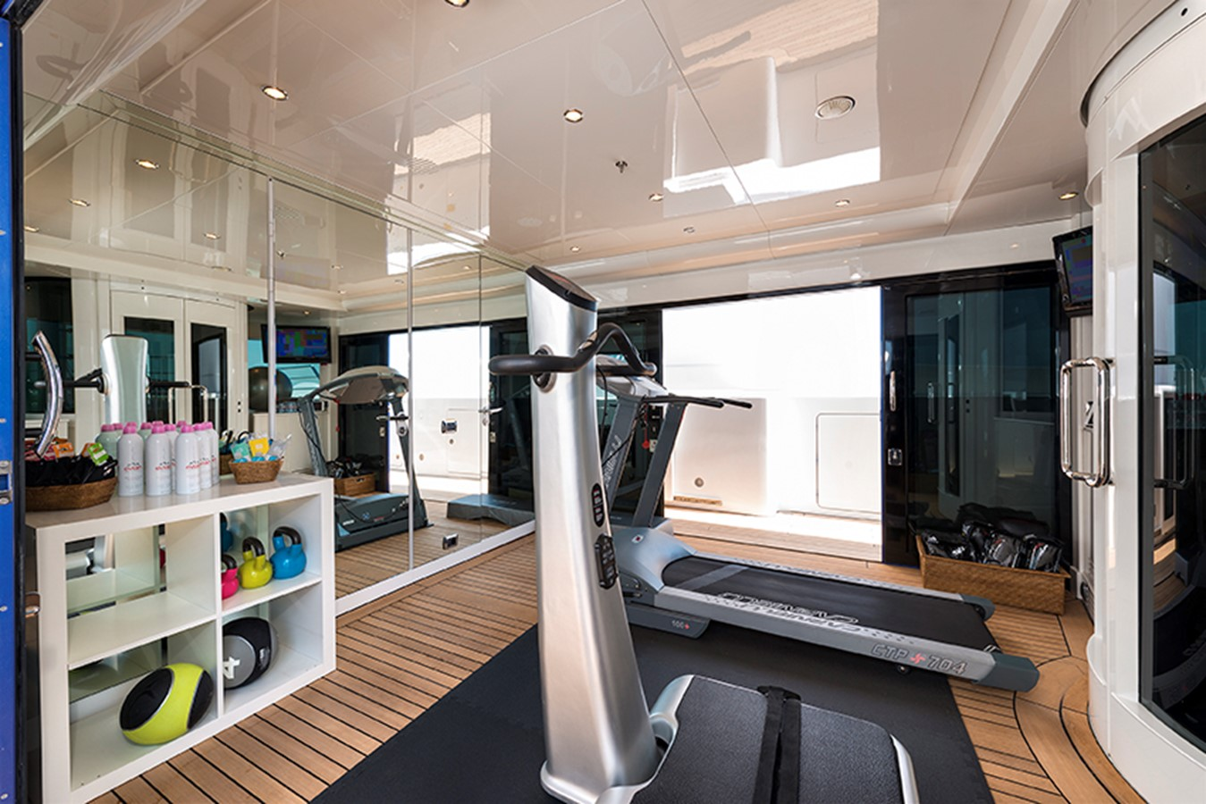 Gym - 203 BENETTI For Sale