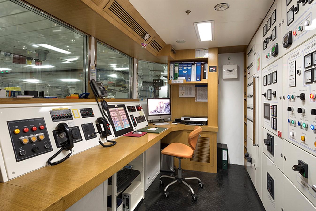 Control Room - 203 BENETTI For Sale