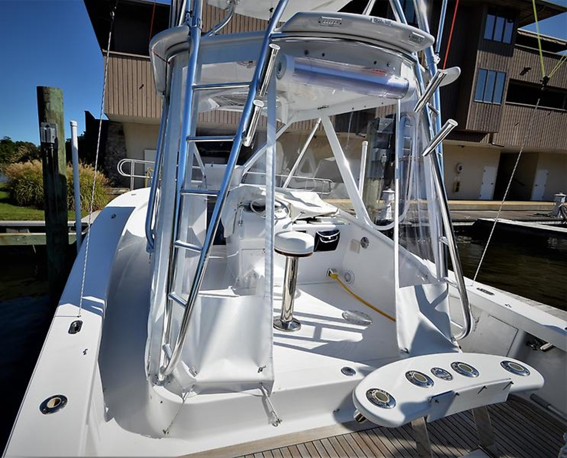 2001 Custom Rambo Fisharound Express Helm - 34 CUSTOM / RAMBO For Sale