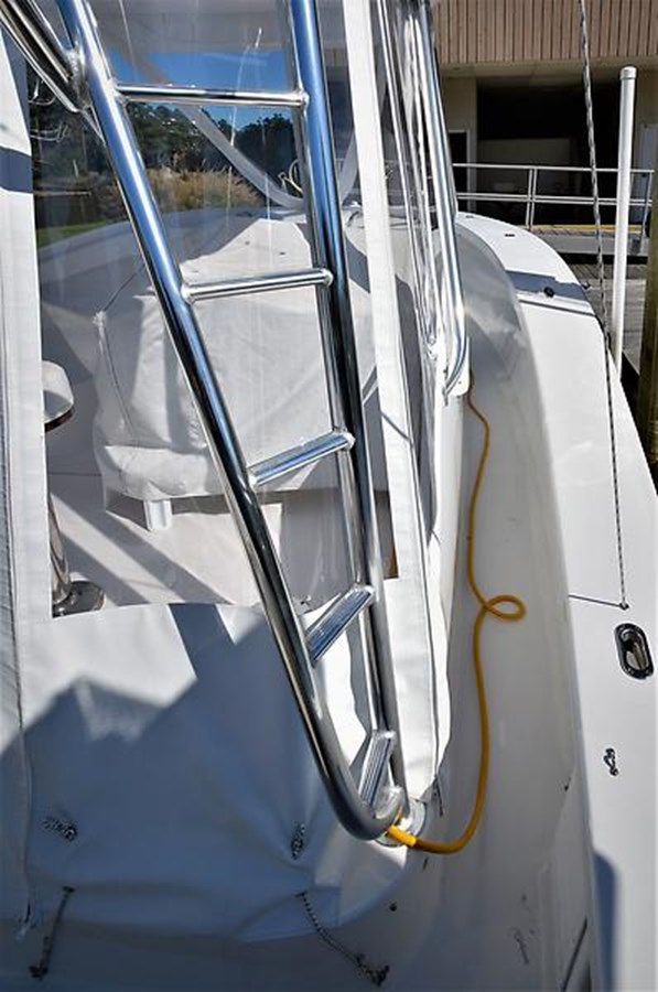 2001 Custom Rambo Fisharound Express - 34 CUSTOM / RAMBO For Sale