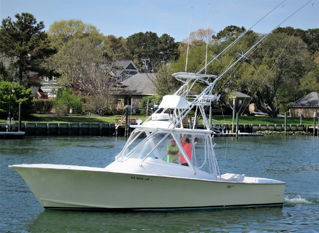 34 Custom Rambo Fisharound Express - 34 CUSTOM / RAMBO For Sale