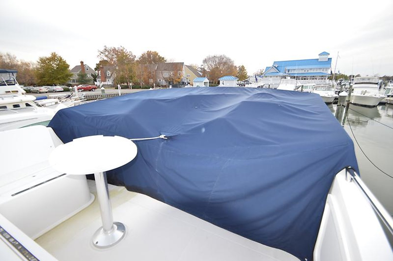 Cover - 42 SABRE YACHTS For Sale