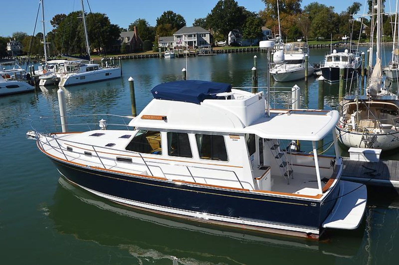 1 - 42 SABRE YACHTS For Sale