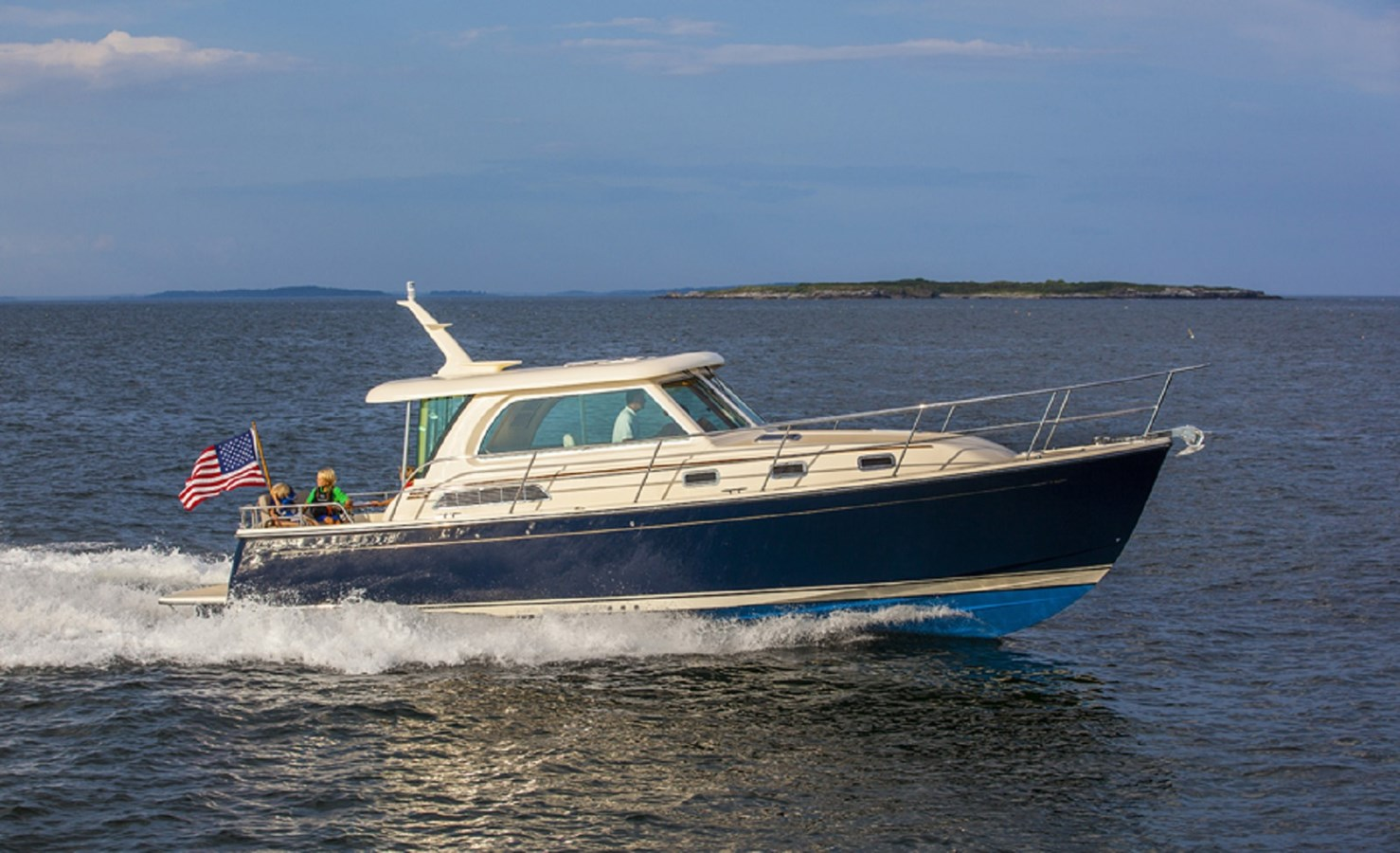 1 - 38 SABRE YACHTS For Sale