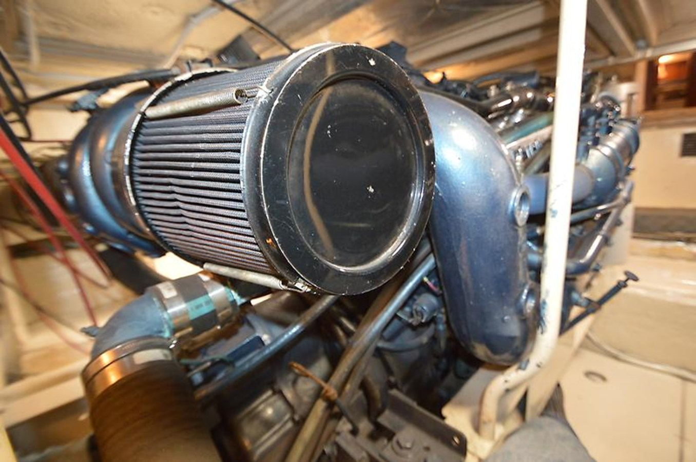 Stbd Engine - 45 VIKING For Sale