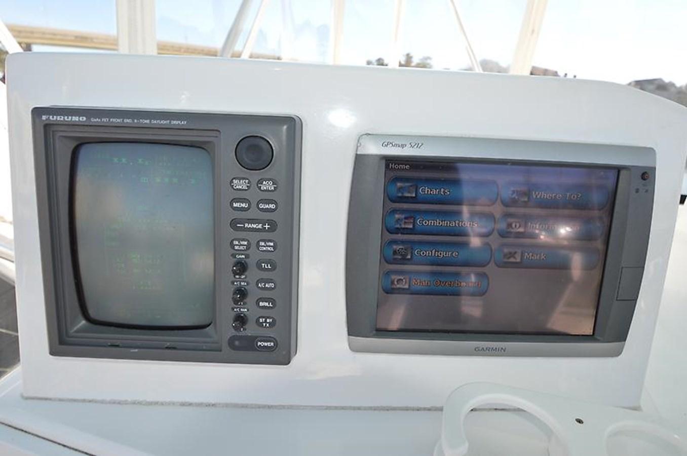 Radar, GPS - 45 VIKING For Sale