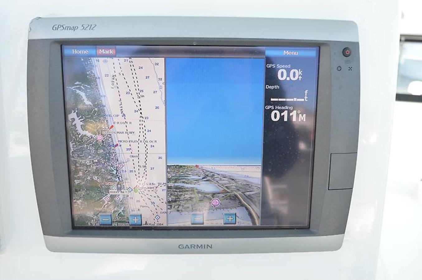 3D View GPS Plotter - 45 VIKING For Sale